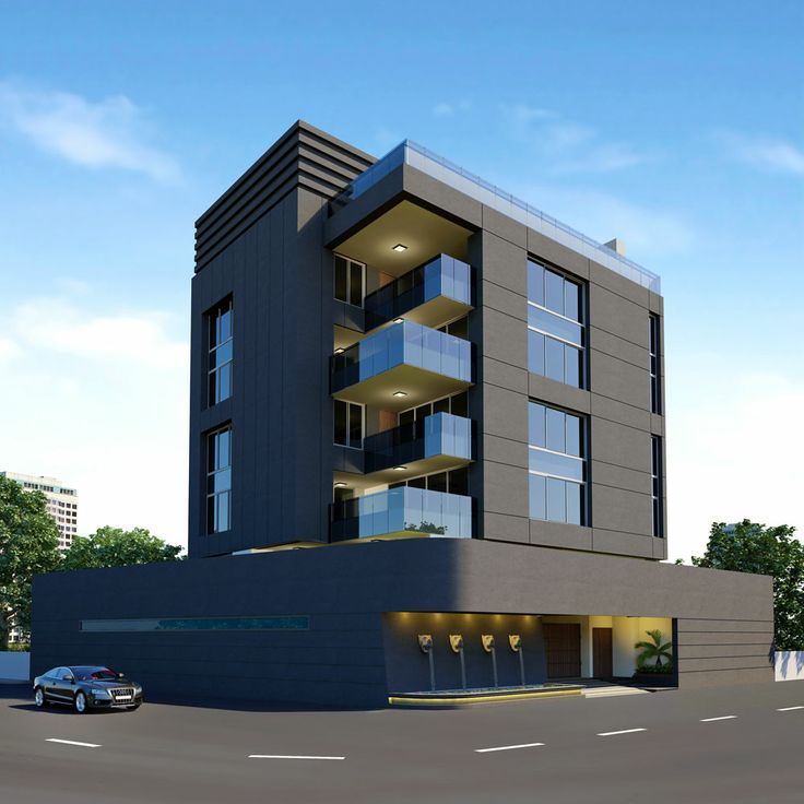 Front Elevation Design Ideas From Architects In Jaipur: Small House Elevation Design, Residential