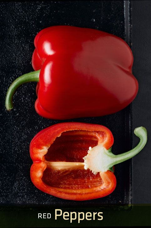Red Peppers: One of the Fresh Summer Ingredients at P.F. Chang's #PFCSummer