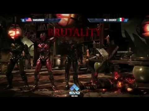 Mortal Kombat XL Evo 2016 Pools Matches Part 1