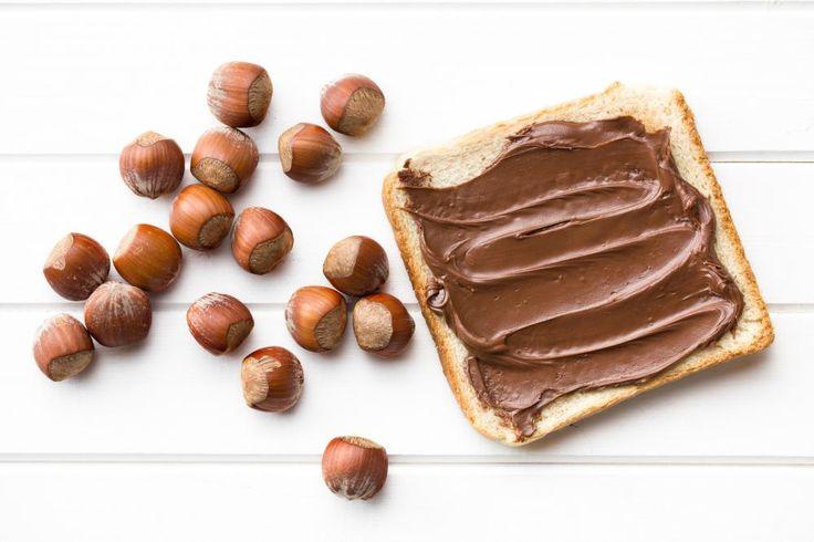 Hrono NUTELA: Zdrav slatki krem