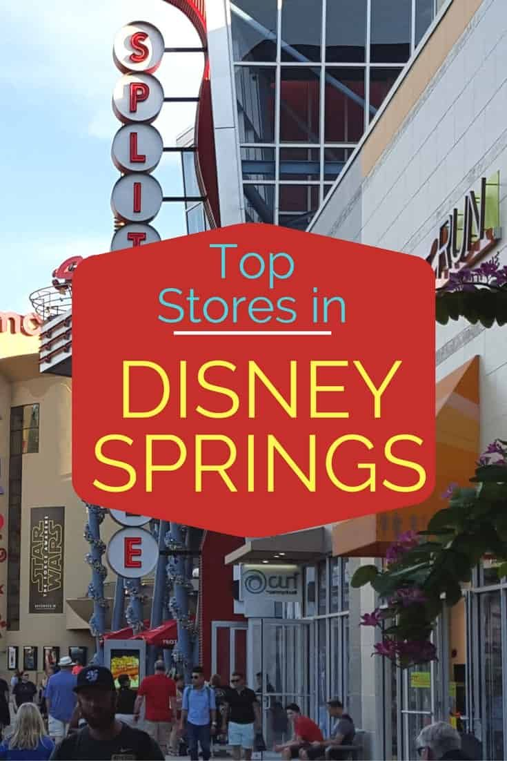 Disney Springs is a great place to go when you need a change of pace from the Disney parks.  via @disneyinsider