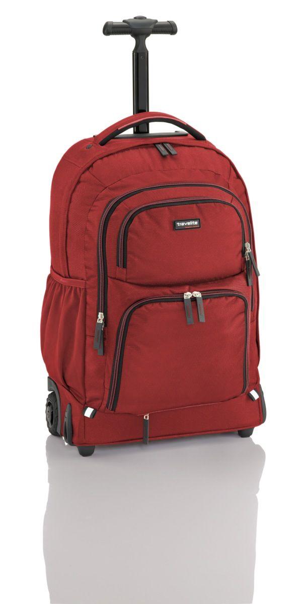 Travelite Filou Trolley Rucksack Rot