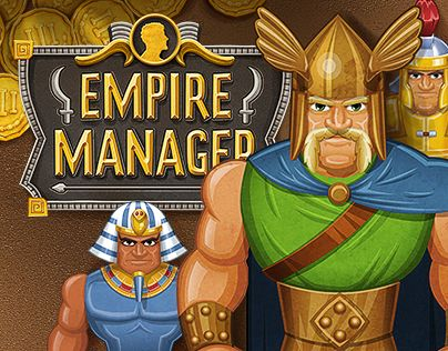 "Check out this @Behance project: ""Empire Manager - 2014"" https://www.behance.net/gallery/18972313/Empire-Manager-2014"