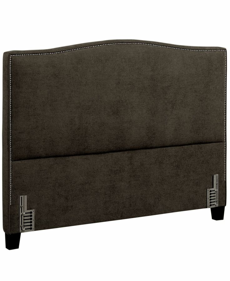 cory queen headboard and rails bed frames mattresses macys