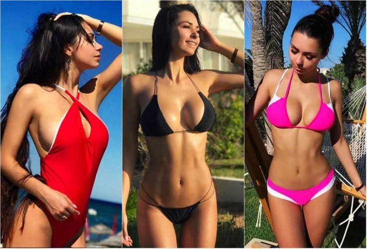 Helga Lovekaty, la sexy modelo por la cual se separó James Rodríguez