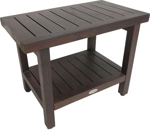Teak Shower Benches | Teak Shower Stools | Teak Furniture - Aqua Teak