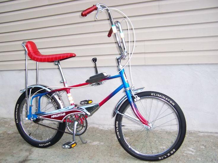 Hiawatha · Lowrider BikePush BikesCool BikesVintage ...