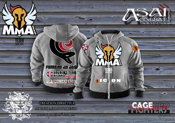 CUSTOM MMA HOODIES BY ASAI COMBAT 2015   http://www.asaicombat.com/#!sudaderas-asai-combat/cl1o