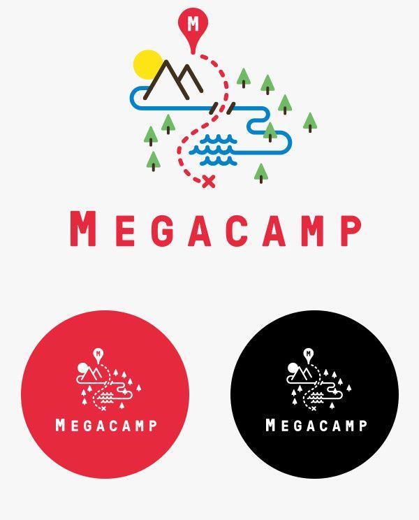 Megacamp by Tomasz Biskup, via Behance