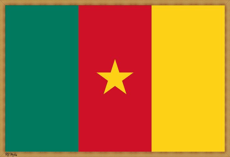 Camarões, République du Cameroun, Republic of Cameroon