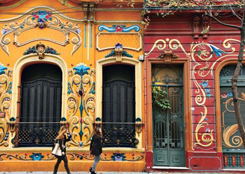 """""""Buenos Aires Travel Guide"""" By Jocelyn C. Zuckerman, Photographs by Yadid Levy, January 2011, for Bon Appetit    Before you go, download our PDF guide, complete with an illustrated map of the top destinations."""