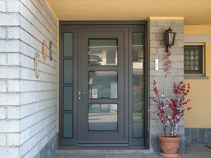 CUSTOM SAFETY DOOR CUSTOM ENTRY DOOR | QUARTIERI LUIGI