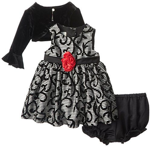 Pippa & Julie Baby-Girls Newborn Velvet Flocked Jacket Dress, Multi, 6-9 Months Pippa & Julie http://www.amazon.com/dp/B00MOFOT6A/ref=cm_sw_r_pi_dp_aXTiub0EX19MW