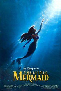The Little Mermaid (1989) Poster