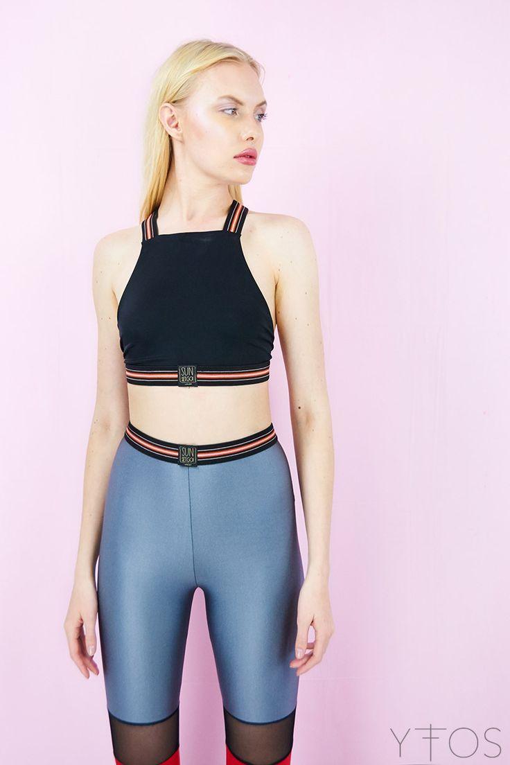 Yfos Online Shop | Activewear | Agave Athletic Top by Sun Set Go