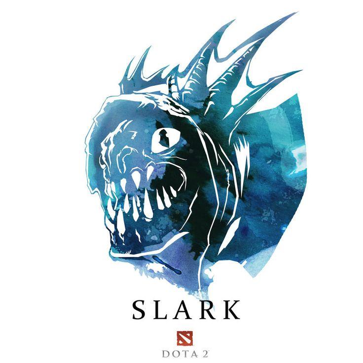 Slark by lightassasin521