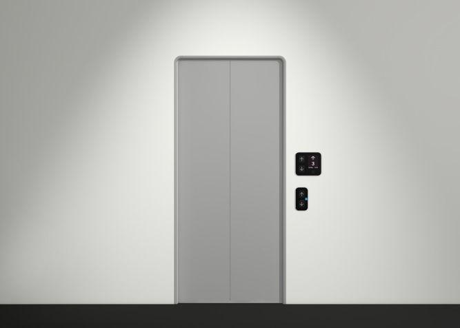 角丸。 日立製作所が深澤直人をデザイナーに起用したエレベーターを発表したそうです。 角にRがついた深澤直人らしいデザイン。 Wikipediaによれば、日立製作所は国内のエレベーターシェアで第2位。 1位 三菱電機 2位 日立製作所 3位 東芝エレベータ 4位 日本オーチス・エレベータ 5位 フジテック 結構販売力あるということだと思うので、実際に販売されると見る機会は増える…かも? なおニュースリリースによるとあくまでもコンセプトモデルで 本コン�%