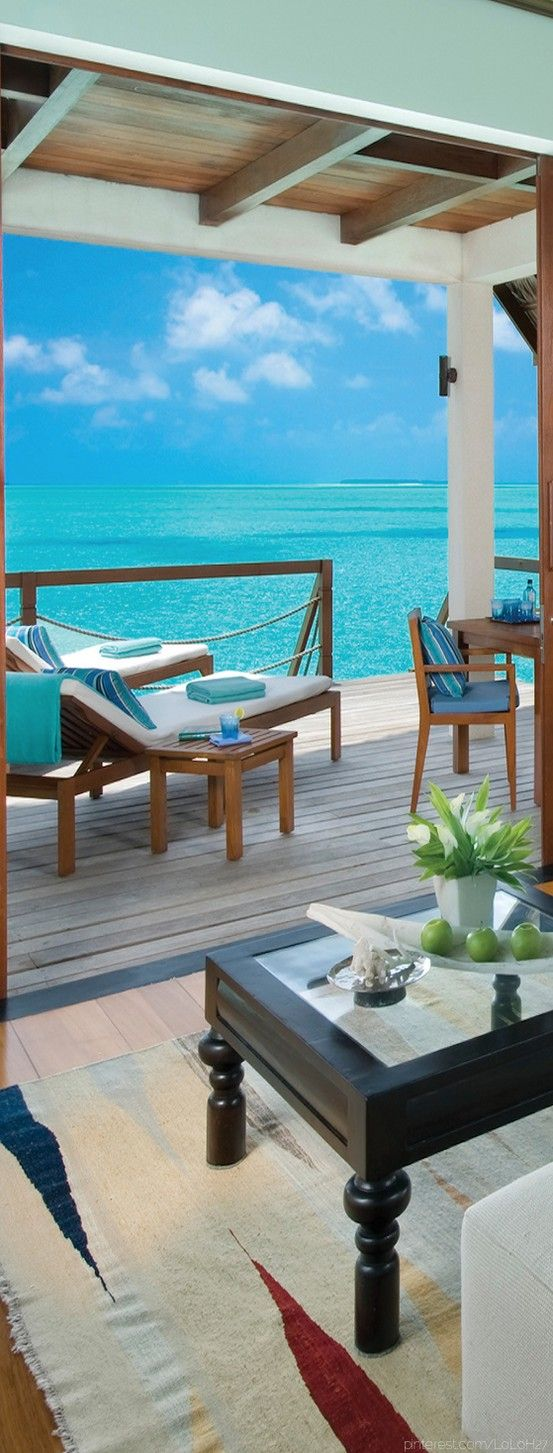Four Seasons Resort Maldives...i wish