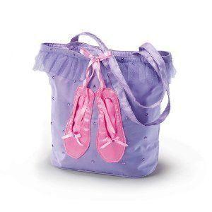 Ballerina Bag for dance