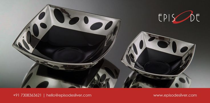 #Decorate Your Home with a Silver Touch  Whether it is about shifting to a new home or revamping the existing one, adding some beautiful home décor pieces...Read more  +91-7308363621 | hello@episodesilver.com #Episode #HomeDecor #SilverGifts #SterlingSilver #SilverPlated #UniqueGifts