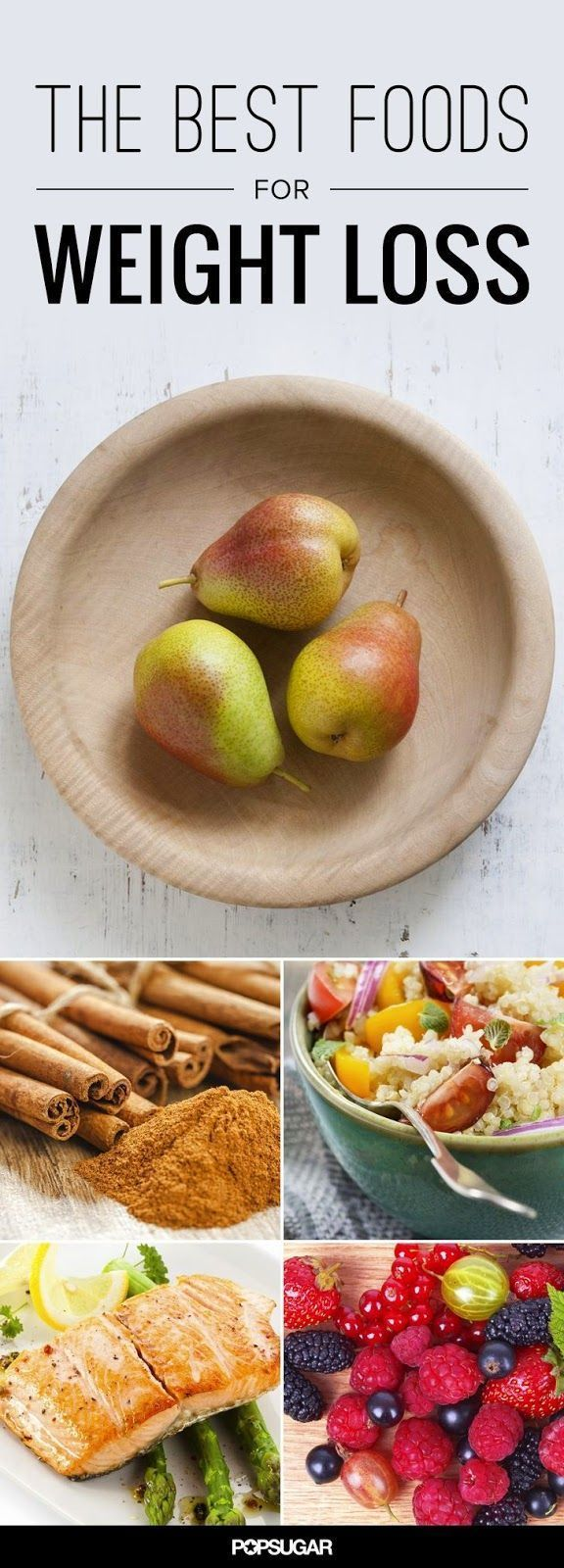 Forget all the diets and the crazy confusing things you've been told about how to lose weight. We've made it simple and boiled it down to simply 25 of the best foods that will help you feel great and shed the extra pounds.
