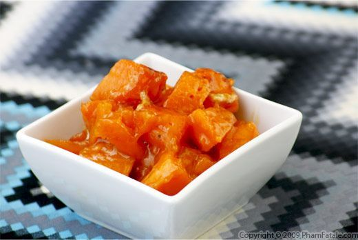 Candied Yams with Marshmallows Recipe