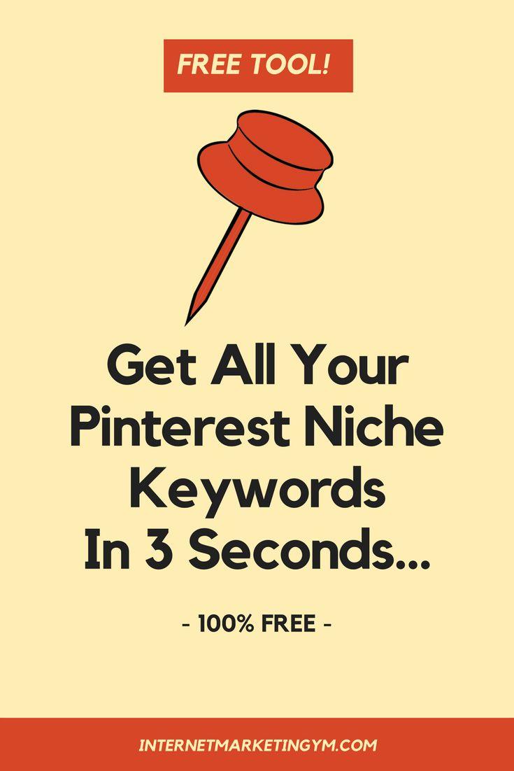 Pinterest SEO keyword finder