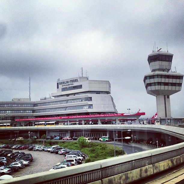 Berlin Tegel Airport (TXL) nel Berlin