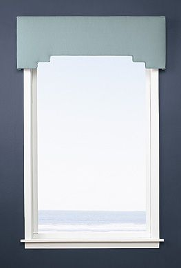 Cornice Boards Styles Straight Cornice Can Be Used Alone