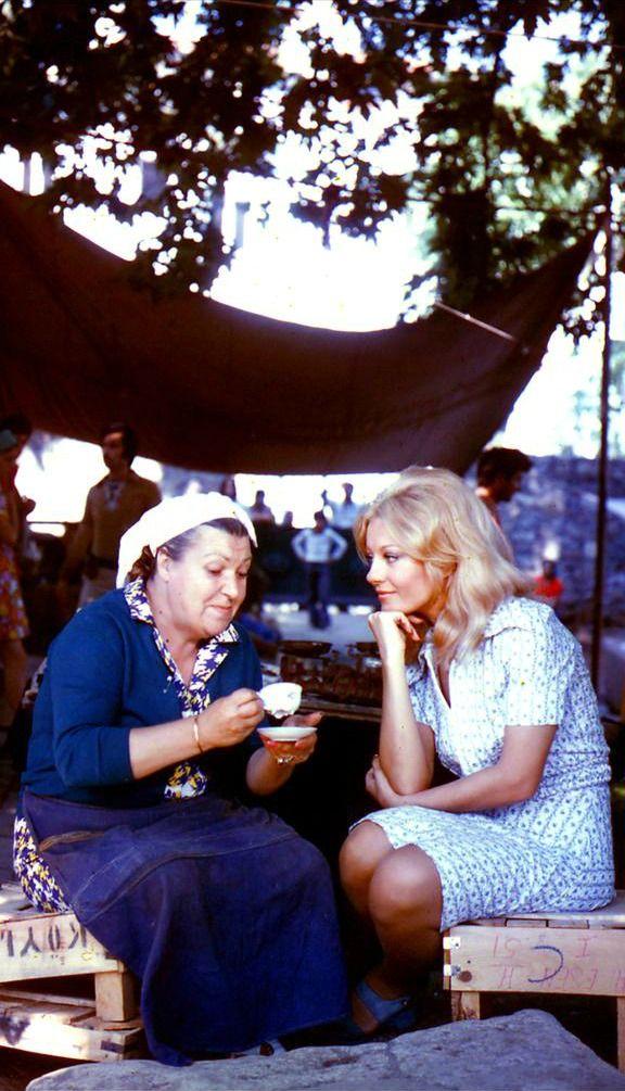 Mürüvvet Sim & Emel Sayın ~ Yalancı Yarim, 1973
