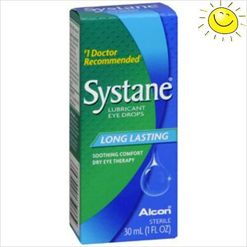 #wow #SYSTANE #STERILE EYE DROPS 30ML ALCON LABORATORIES INC