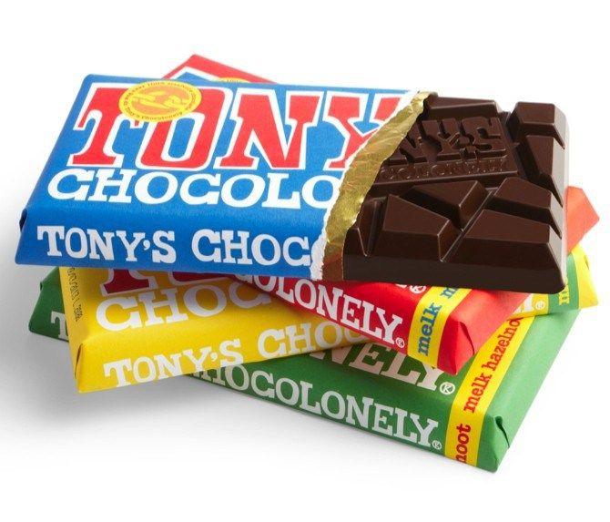 Lesidee: Eerlijke handel met Tony Chocolonely | Juf Linn