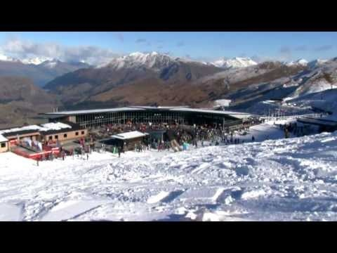 13 June 2012 First ski day on the snow this winter