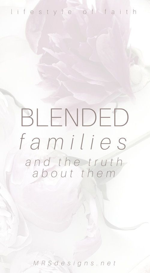 christian blended families
