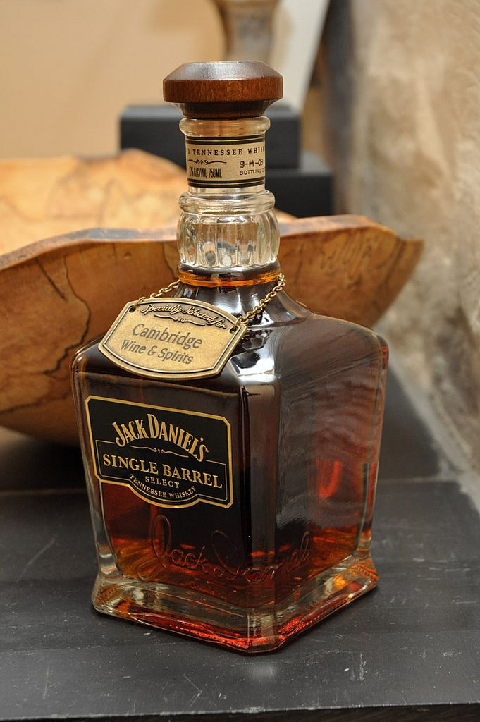 JD | Jack Daniels' Single Barrel Tennessee Whiskey from Camb… | Flickr