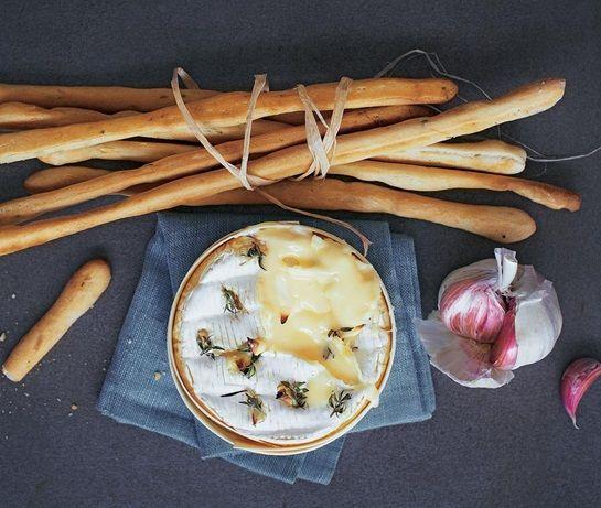 Garlic-studded Camembert | ASDA Recipes