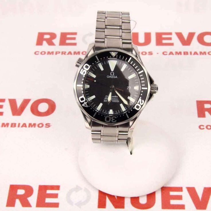 Reloj OMEGA SEAMASTER 22645000#RELOJ# de segunda mano#OMEGA