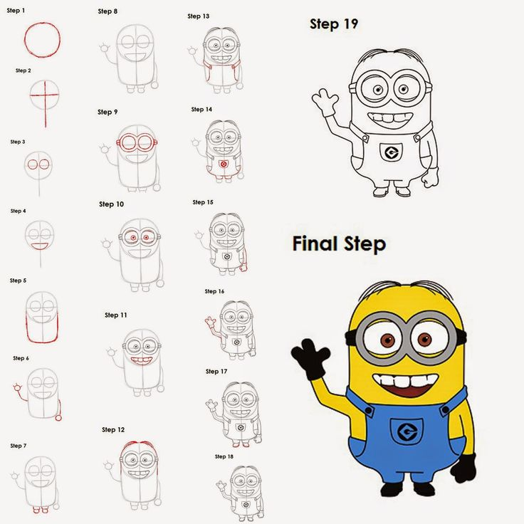 Best 25 Minion drawing ideas on Pinterest  Awesome drawings