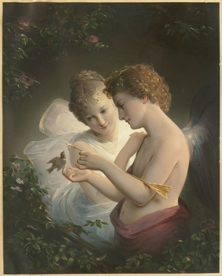Cupid and psyche deconstruction