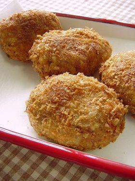 お肉屋さん風コロッケ。 by ラビー [クックパッド] 簡単おいしいみんなのレシピが232万品