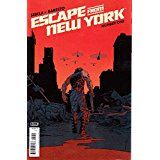 #EscapeFromNewYork #1 Regular Cover A Dec '14 The crime rate in the United States has risen 400 percent. After humiliating the President in front of the world and destroying America's one chance to end World War III, #SnakePlissken has become America's Most Wanted man in a land of criminals and the insane. Everyone wants Snake dead. Luckily, Snake knows the feeling all too well. War hero. Outlaw. Renegade. Snake's back! https://www.amazon.com/gp/offer-listing/B077R4KRMJ?condition=new