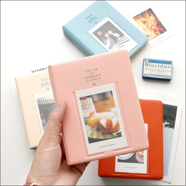 eBay | Iconic My Polaroid Photo Album for Instax Fuji mini/Gold/PIVI MP-300_72 Pockets