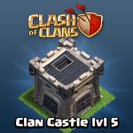 clash of clans walls, laboratory, clan castle, dragon