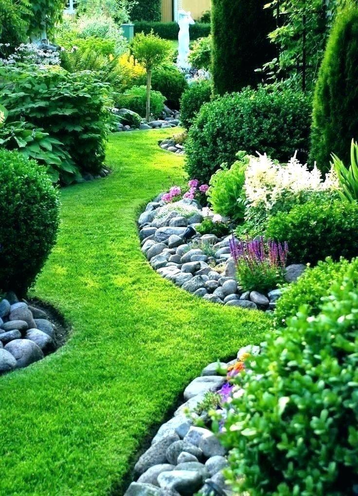 Awesome Rock Landscaping Ideas Backyard That Work Backyard