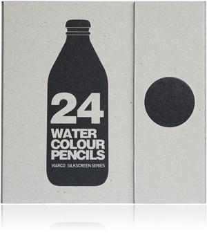 © Viarco, 24 Water Colors Pencils