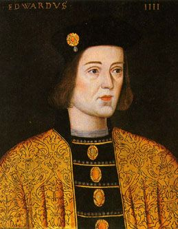 Puleston Jones Family History : Edward, Prince of Wales, eldest son of King Henry VI. [King Edward IV]