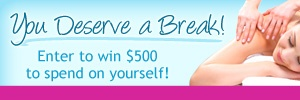 You deserve a break, or your Mom does. Win one in the Pampering section at http://mother-gifts.net/mother-gifts-discounts-and-promotions