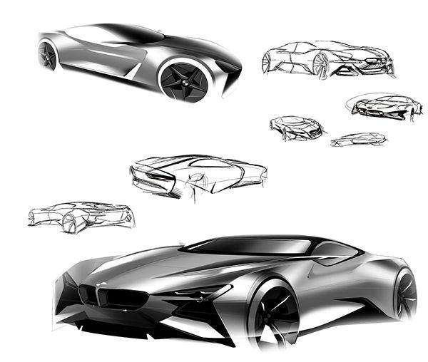 BMW Intaglio on Behance