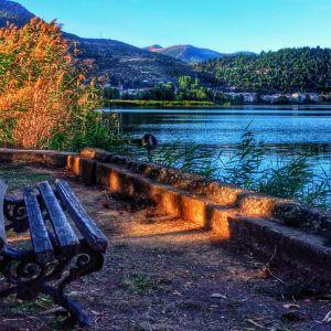 καστορια λιμνη ορεστιαδα