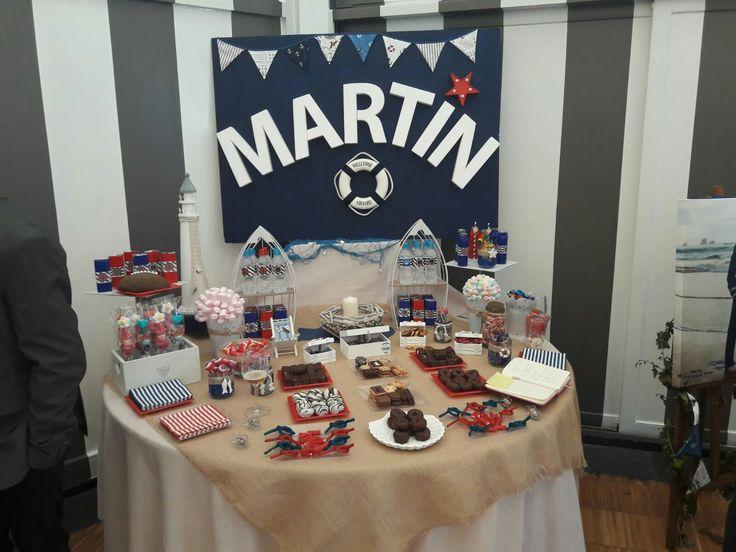 Candy bar comunion martin